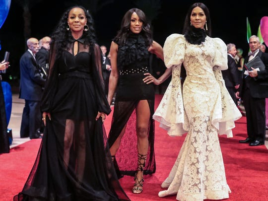 En Vogue, Terry Ellis, Rhona Bennett, and Cindy Herron,