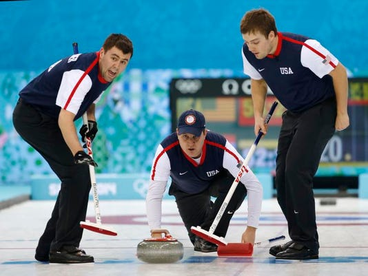 Curling photo Option