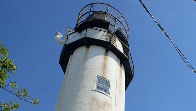 Windsor Teak Furniture of Fenwick Island and the New Friends of the Fenwick Island Lighthouse have come together to help raise money needed for repairs to the Fenwick Lighthouse.Aug. 26, 2016.