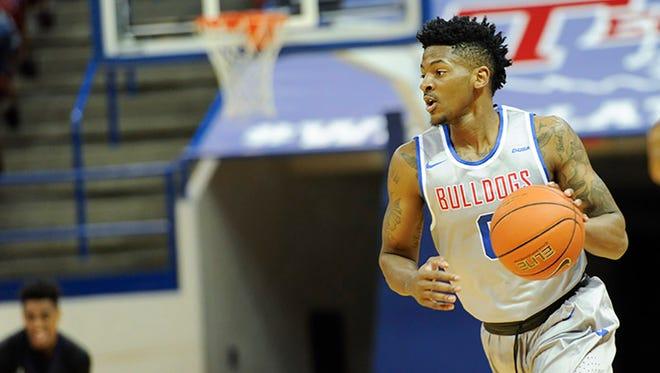 Louisiana Tech senior point guard Alex Hamilton will play his final career home game Saturday night against Rice.