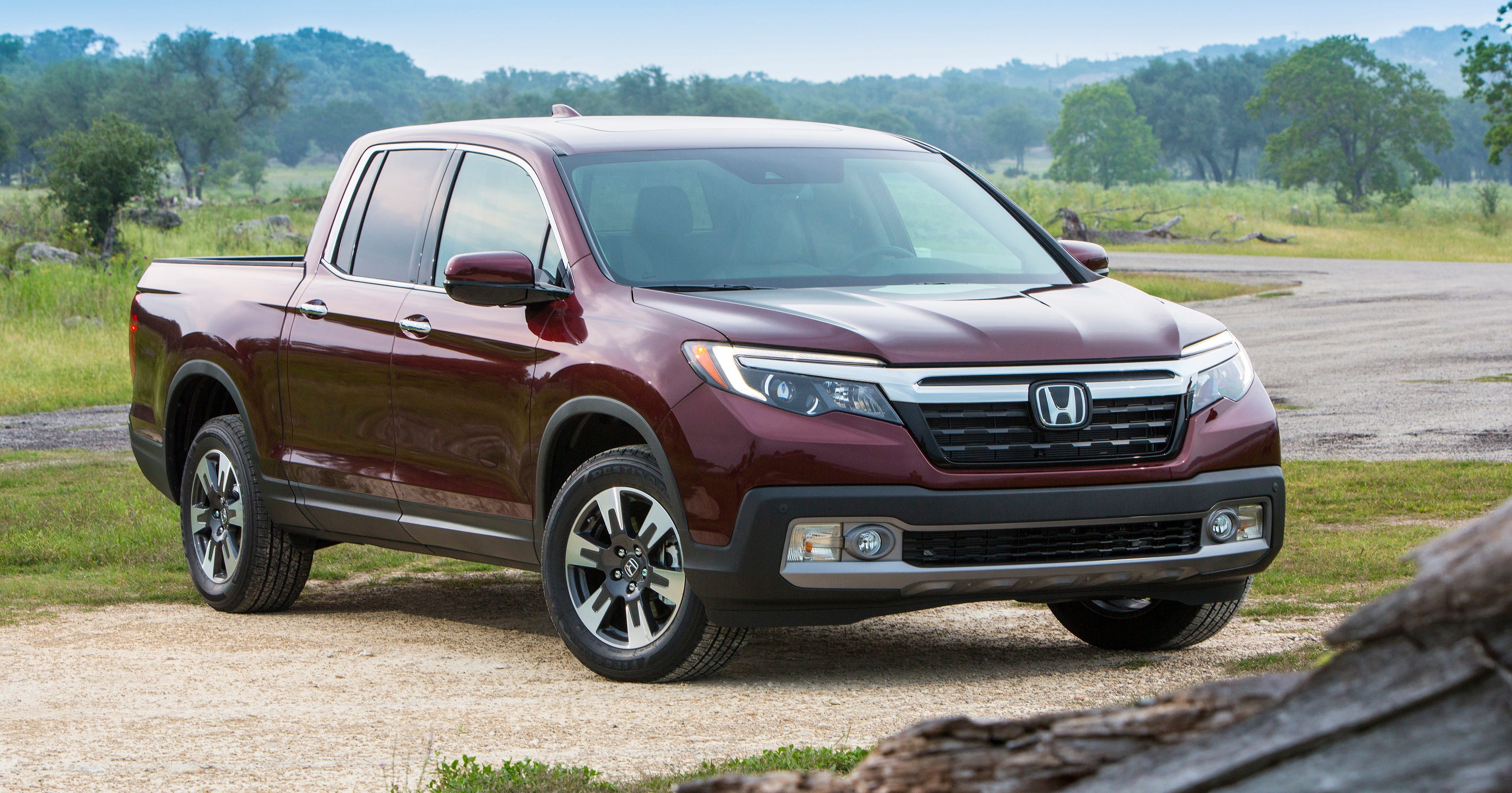 Trucks compete for green truck of the year for Honda gallery reading