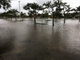 Flooding at the Brevard County Government Complex in