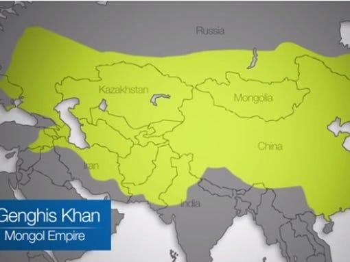mongolian-empire