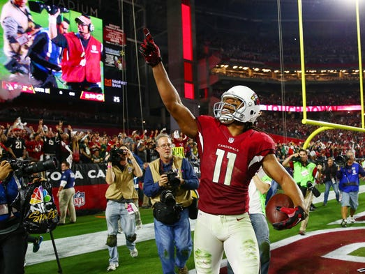 1. Cardinals: Arizona enters the season with the fewest