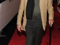 Abe Vigoda attends the 55th Annual New York Emmy Awards gala at the Marriott Marquis Times Square on April 1, 2012 in New York City.