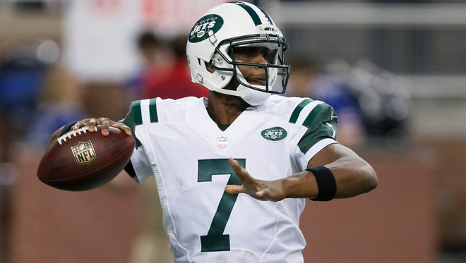 Jets quarterback Geno Smith has gotten a vote of confidence from OC Marty Mornhinweg.