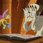 Mr. Burns and Smithers gets the 'Pan's Labyrinth' treatment in the 24th edition of 'The Simpsons: Treehouse of Horror.' The segment was directed by Guillermo del Toro himself.