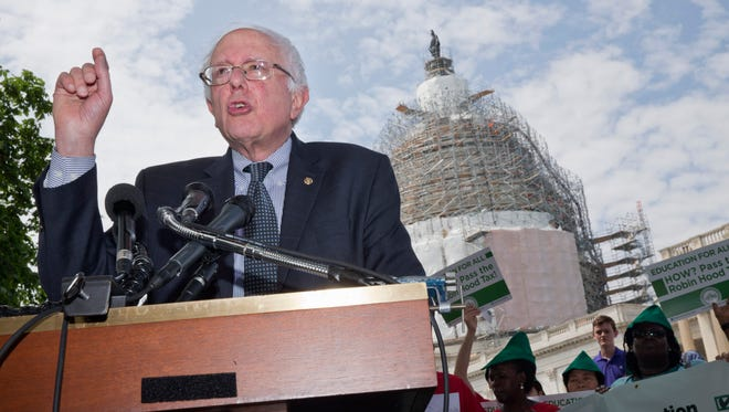 Senator Bernie Sanders has officially introduced a bill that would eliminate undergraduate tuition.