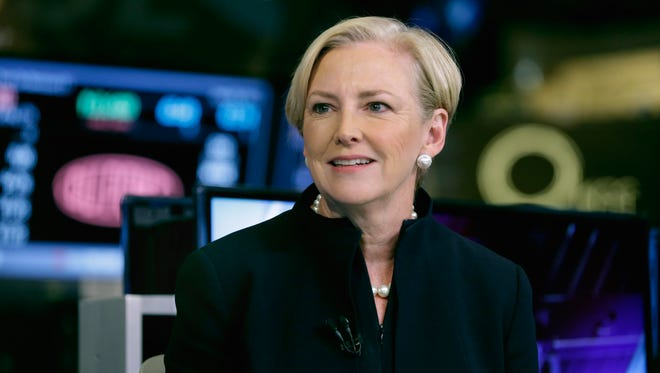 DuPont Chief Executive Ellen Kullman is leaving the company Oct. 16.