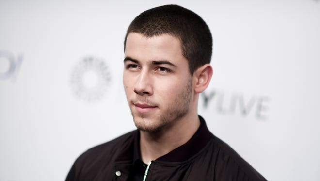Nick Jonas is cool and calm after discovering deodorant.