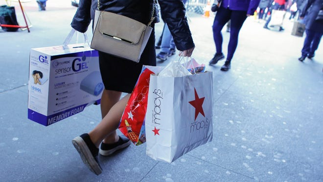 Consumer spending likely rose modestly in February.