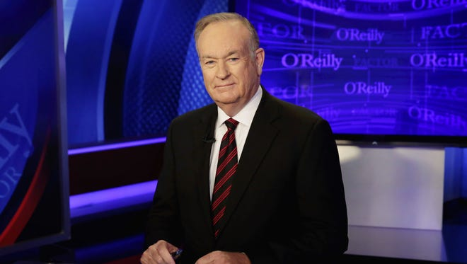 Bill O'Reilly is going on vacation, he announced Tuesday.