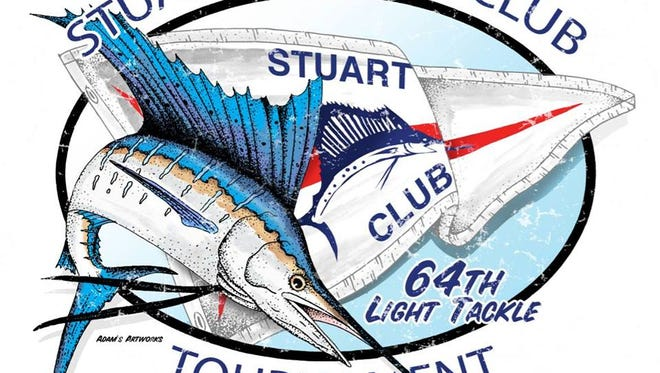 The Stuart Sailfish Club, founded in 1941, will host its 64th annual Light Tackle Sailfish Tournament Thursday through Sunday out of the Hutchinson Island Marriott Marina in Stuart.