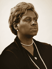 """Ersula Knox-Odom: """"The Voice of Mary McLeod Bethune"""""""
