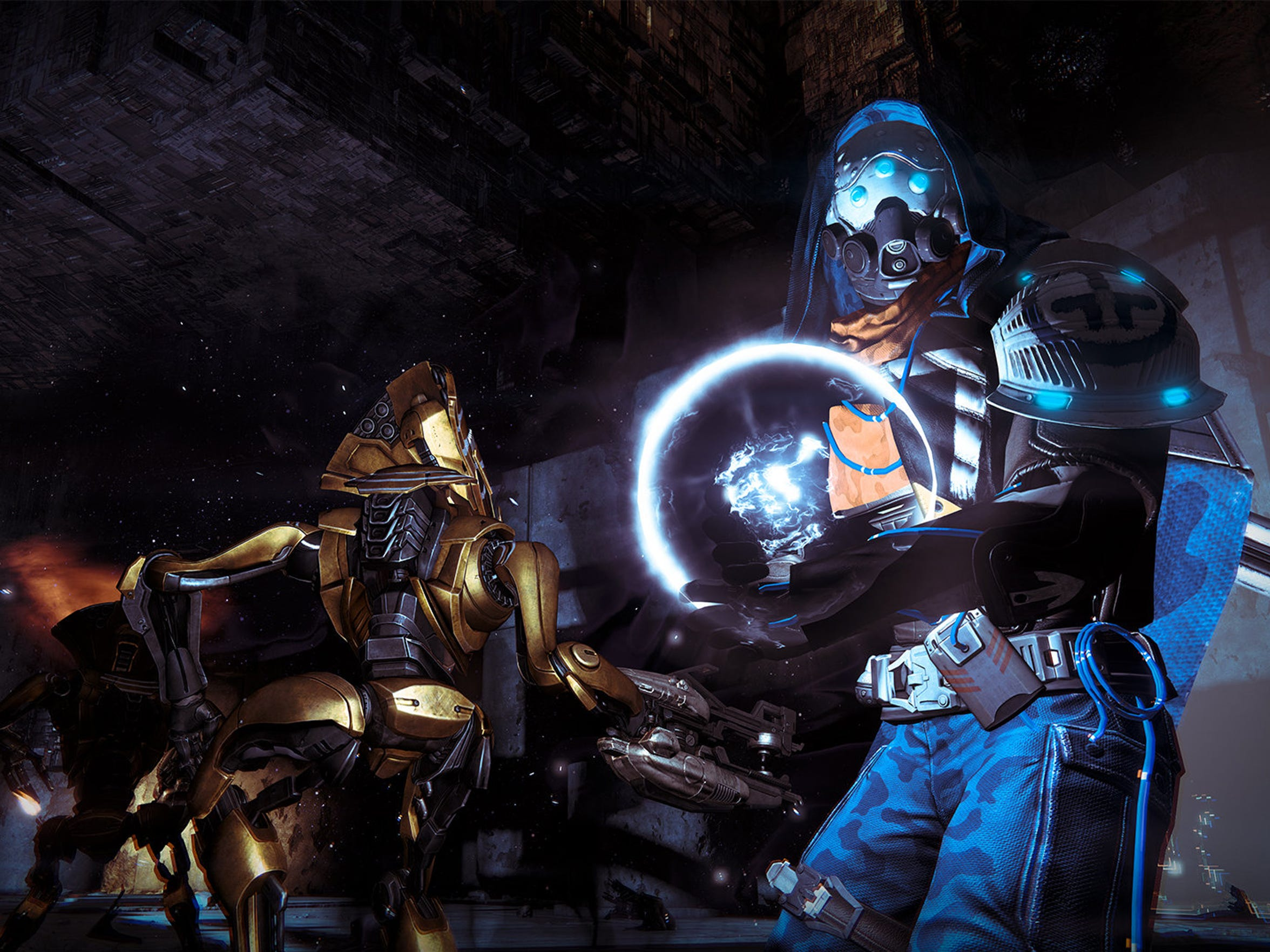 """Battle a new evil in the """"Destiny: The Taken King"""""""