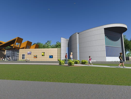 Preliminary design for the addition to the Butterfly