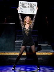 """""""Chicago"""" concludes this season of Broadway shows at"""