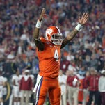 Deshaun Watson to play for both teams in Clemson spring game