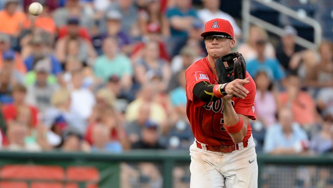 Could the WIldcats turn to Bobby Dalbec to start the deciding game of the College World Series?