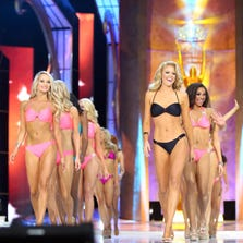 Are you ready for a new Miss America? USA TODAY's Ann Oldenburg offers a look at this year's 53 contestants (states and territories), who have been busy all week in Atlantic City with preliminary competitions before Sunday's Miss America 2015 pageant, airing on ABC at 9 p.m. ET.