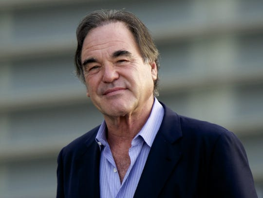 Oliver Stone is one of the most famous people named