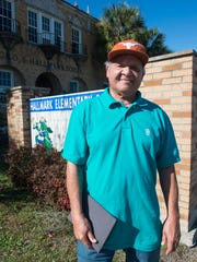 Pensacola resident, Calvin Rancifer, is hoping the community will work together to save the former Hallmark Elementary Building. The old school building was built in 1920 and is located on South E Street between Romana and Government Streets.