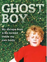 "Book cover ""Ghost Boy"" by Martin Pistorius."
