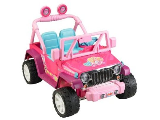 Lily Collins wanted the Barbie Jeep, but Santa never