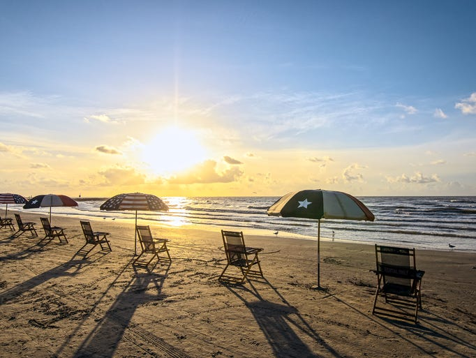 Best Beaches On The Gulf Of Mexico Texas