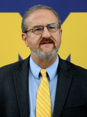 University of Michigan Mark Schlissel.