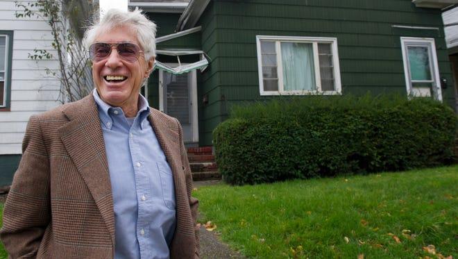 NYC developer David Walentas returns home to Rochester.