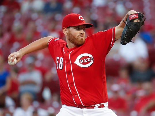 Marlins Acquire Rhp Straily Reds Trei Minor Leaguers