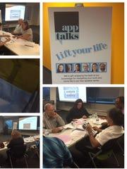 APP Talks' Write More Good drew a full house of attendees Wednesday.