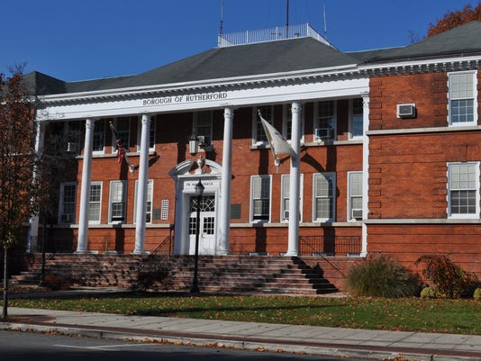 Rutherford Borough Hall