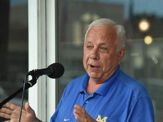 Mountain Home Mayor Joe Dillard