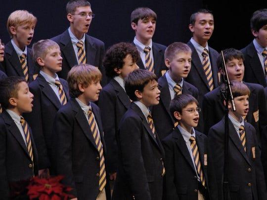 The acclaimed Phoenix Boys Choir's holiday concerts