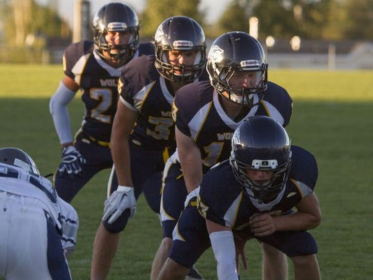 The Enterprise football team set a program record by winning five consecutive games to start the season this year.