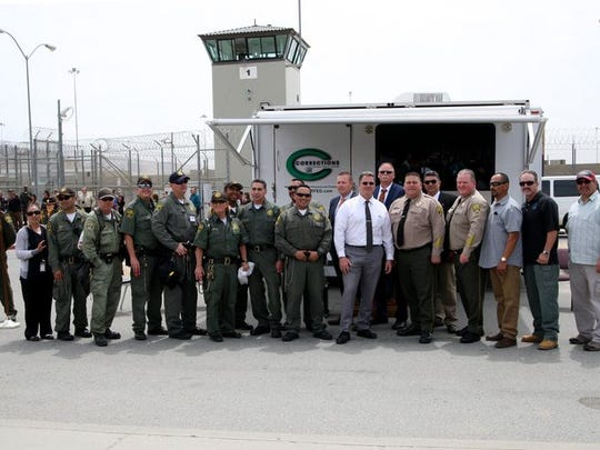 Salinas Valley State Prison Recognition of 20 years of Service