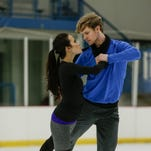 Madison Chock and Evan Bates: A Winter Olympics Valentine's Day story on ice