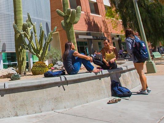 """FJ Gaylor 2014: Around Campus"""