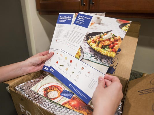 Meal Delivery Service Blue Apron To Go Public On NYSE