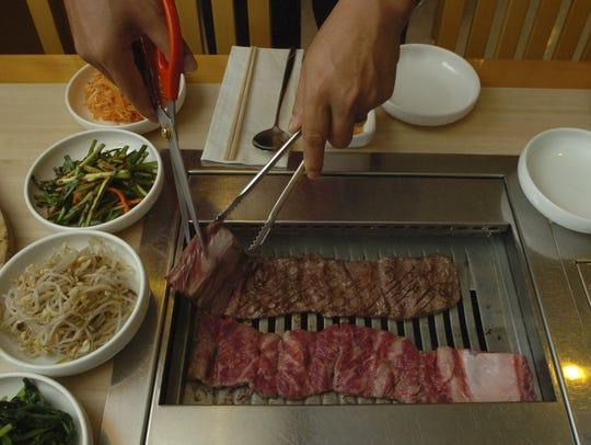 Se Jong Korean restaurant in Tamuning.