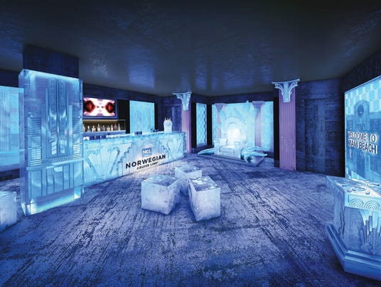 Another Ice Bar Coming To The High Seas