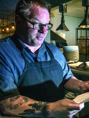 Chef Dale Levistki came from a well-established career in Chicago to open up Sinema to great accolades.