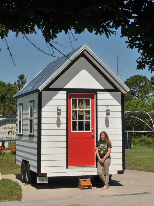 SPACES Tiny home