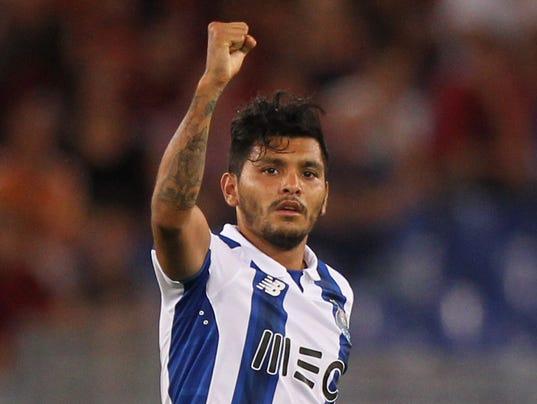 AS Roma v FC Porto - UEFA Champions League Qualifying Play-Offs Round: Second Leg