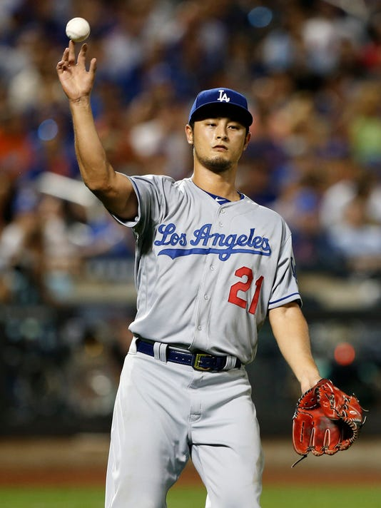 MLB: Los Angeles Dodgers at New York Mets
