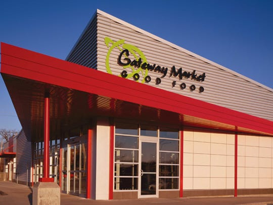Gateway Market in Des Moines offers gourmet and organic