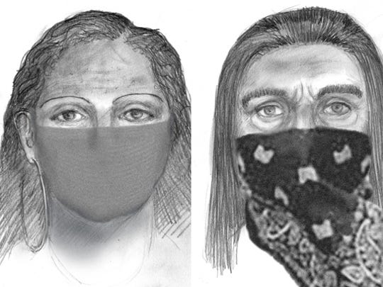 The FBI released sketches of the two suspects in the Sherri Papini disappearance case.