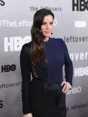 "Actress Liv Tyler ( ""Lord of the Rings,"" ""The Leftovers"") is 37."